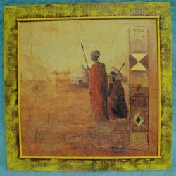 Obrázek čtverec Domorodci