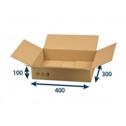 Kartonová krabice 3VVL 400 x 300 x 100