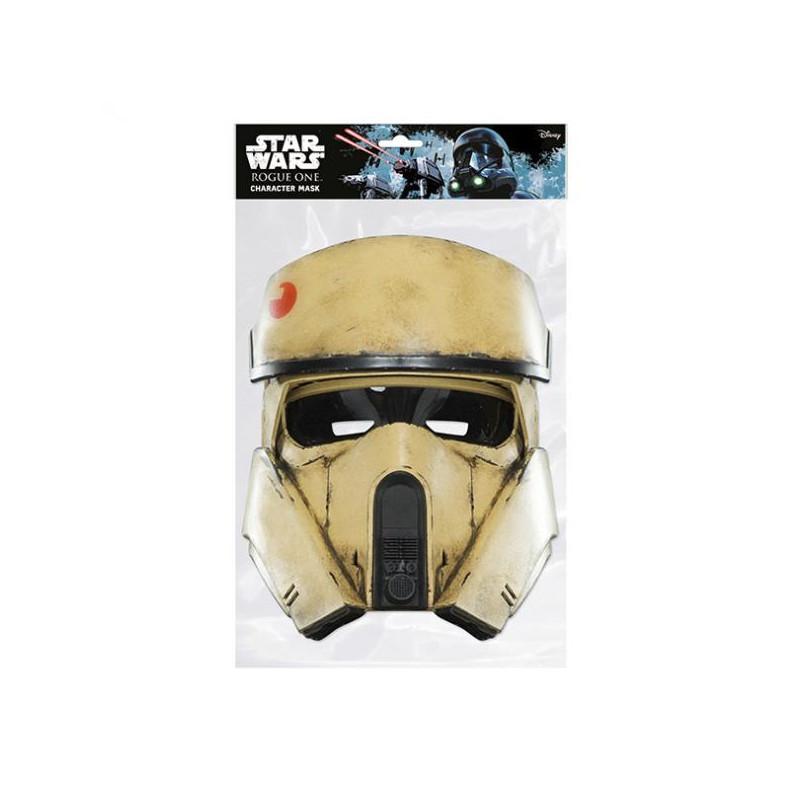 Papírová maska Baze