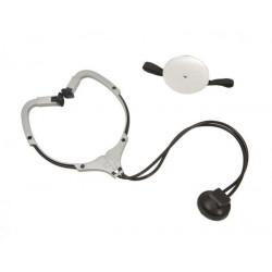 Stetoskop a zrcátko