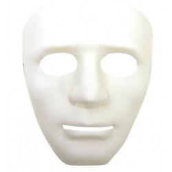 Maska bílá