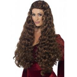 Paruka Medieval princess