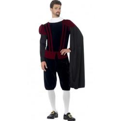 Kostým Tudor lord