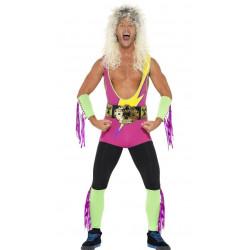 Kostým Retro Wrestler