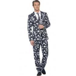 Kostým Lebky oblek