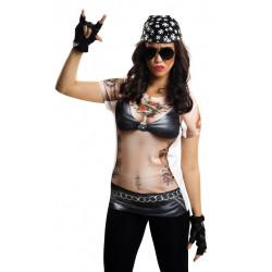 Tričko 3D Hell girl