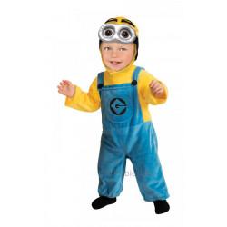 Dětský kostým Mimoň Dave Já, padouch 2