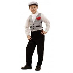 Dětský kostým Madridský kluk