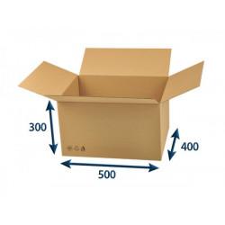 Kartonová krabice 3VVL 500 x 400 x 300