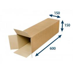 Kartonová krabice tubus 3VVL 150 x 150 x 600