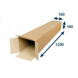 Kartonová krabice tubus 3VVL 150 x 150 x 1200