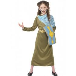 Dětský kostým Bojovnice