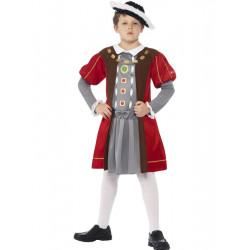 Dětský kostým Henry VIII