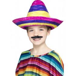 Dětské sombréro multicolour