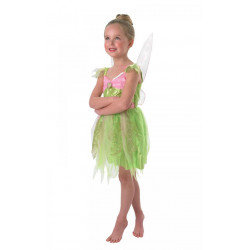 Dětský kostým Zvonilka svítící křídla