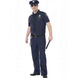 Kostým NYC policista