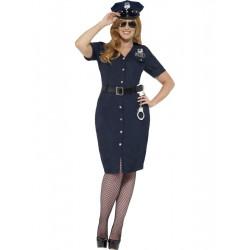 Kostým NYC policistka