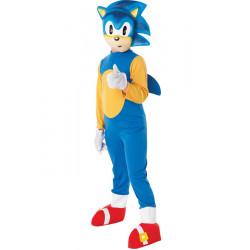 Dětský kostým Sonic the Hedgehog