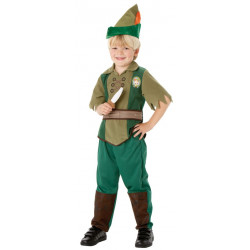 Dětský kostým Peter Pan