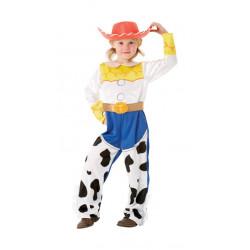 Dětský kostým Jessie Toy Story deluxe