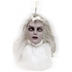 Strašidlo hlava nevěsty