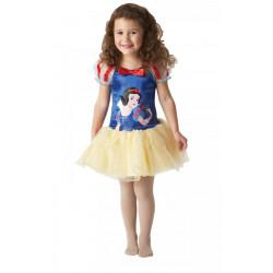 Dětský kostým Sněhurka balerína