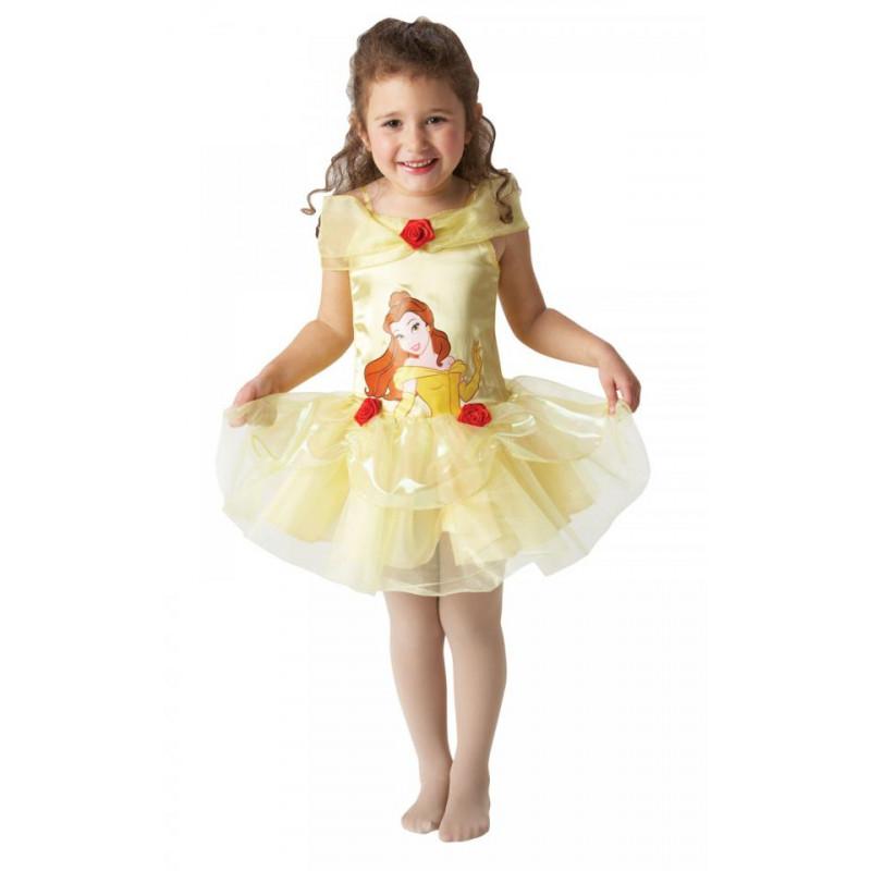 Dětský kostým Princezna Bella balerína
