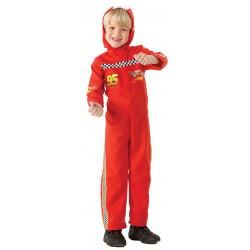 Dětský kostým Blesk McQueen Cars 2