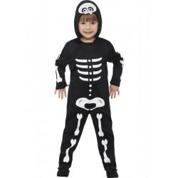 Dětský kostým Kostlivec
