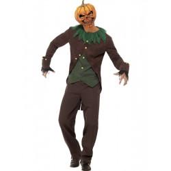 Kostým Jack-O-lantern Husí kůže