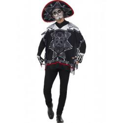 Kostým Bandita Den mrtvých
