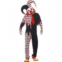 Kostým Šílený šašek