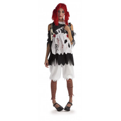 Kostým Zombie Rag Doll girl