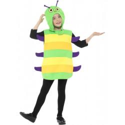 Dětský kostým Červík