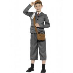 Dětský kostým Evakuovaný chlapec