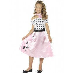 Dětský kostým Dívka s pudlíkem