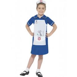 Dětský kostým Sestřička