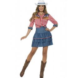Kostým Rodeo doll