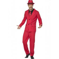 Kostým Červený gangster