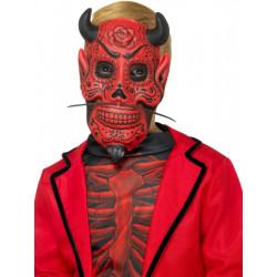 Maska Čert Den mrtvývh
