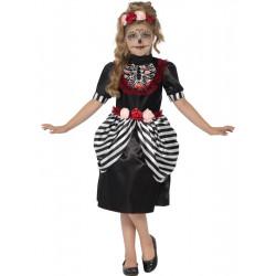 Dětský kostým Sugar Skull