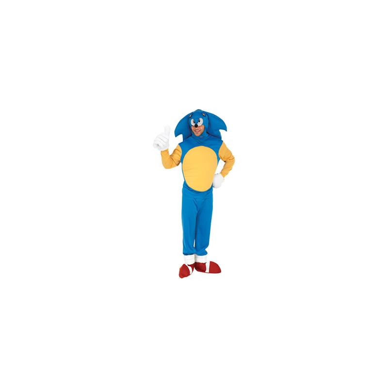 Kostým Sonic the Hedgehog