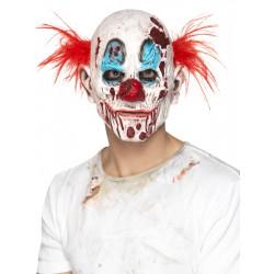Maska Zombie klaun