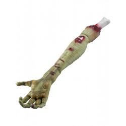 Zombie ruka zelená