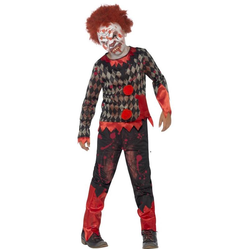 Dětský kostým Děsivý klaun