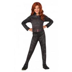 Dětský kostým Black Widow