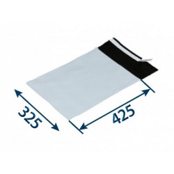 Samolepící plastová obálka 325x425