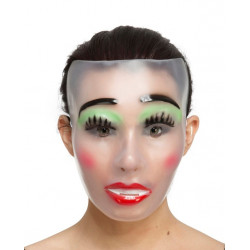Obličejová maska Žena