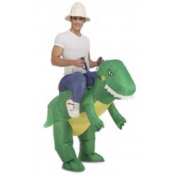 Kostým Dinosauří jezdec