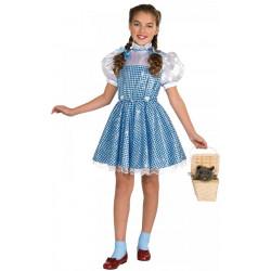 Dětský kostým Dorothy flitry